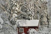 winterwonderland / Winter inspiration mostly from Finland