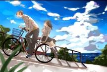 Anime | Manga | Illustrations / by Layle Phantomhive