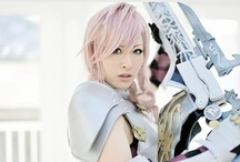 Cosplay / by Layle Phantomhive