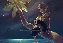 Kingdom Hearts / by Layle Phantomhive