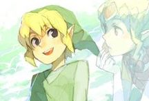 Legend Of Zelda / by Layle Phantomhive