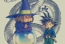 Dragon Ball ~ Z ~ GT / by Layle Phantomhive