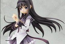 Anime & Video Game Figures / by Layle Phantomhive