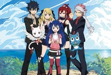 Fairy Tail / by Layle Phantomhive