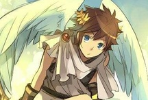 Kid Icarus / by Layle Phantomhive