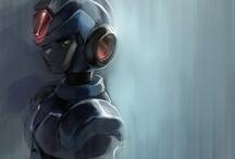 Mega Man / by Layle Phantomhive