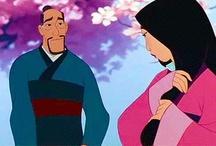 Disney: Mulan