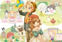 Harvest Moon / by Layle Phantomhive