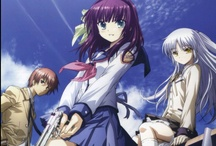 Angel Beats / by Layle Phantomhive