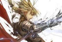Fullmetal Alchemist / by Layle Phantomhive