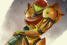 Metroid / by Layle Phantomhive