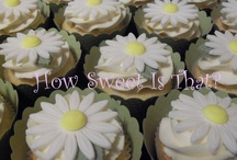 Cupcakes / This is an assortment of different types of cupcakes with various degrees of decorating.