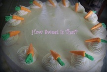 Cakes / There are a lot different kinds of cakes pinned here.  From the simple to the extrordinary.