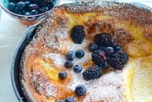 BREAKFAST + BRUNCH / With recipes featuring eggs to hashbrowns to breakfast casseroles to french toast and more, these recipes and ideas will help you get your day started right.  Your brunch is sure to be a success with the tips and ideas featured.