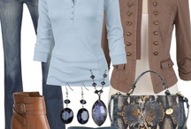 SAVE MONEY: STYLE & FASHION IDEAS / Style & Fashion Ideas to help you put together a GREAT look on a budget!