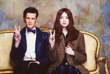 """Doctor Who <3 / """"Doctor Who"""" is probably the best TV show I know of.  / by Marissa Bracy"""