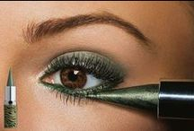 All about d'eye / Katanya...kecantikan itu terpancarkan lewat mata. :)