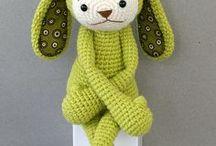 Crochet Toys / by freda viviers