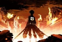 Attack on Titan / by Layle Phantomhive