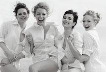 Women / My favorite Women, past & present. Icons, Celebrities, Writers, Authors, Poets, Etc. / by Belinda Sue