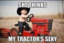 Cowboys {Big & Small} / Cowboys... Young, old, big & small. / by Belinda Sue