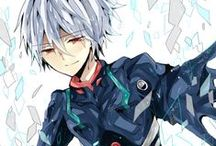 Evangelion / Contains BL