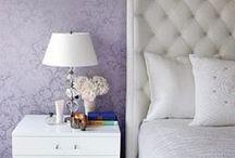 Venetian master bedroom