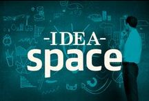 IdeaSpace / A space that leads to our blog, featuring articles written by MarketSpace employees.