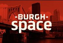 BurghSpace / A space to show off all our Pittsburgh pride.