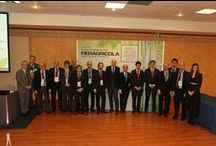 Best Seller Award 2012 / #fieragricolaevents #bestselleraward Best Seller Award 2012: the first appointment with the leading agricultural machinery and vehicle builders organized by Fieragricola. Awards were presented for the best commercial performances in Italy by category and for innovation in agricultural engineering put forward by companies during 2012.