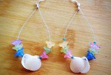 Shell jewelry / handmade with aloha by island yoga cocoro on kauai, hawaii.