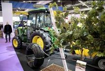Vineyards and orchards / The major innovation at #Fieragricola2014: two entire halls (4 and 5) dedicated to machines, equipment, technologies and products for fruit-growing and wine-growing.