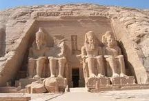 Egypt / Ancient monuments and places of interest.