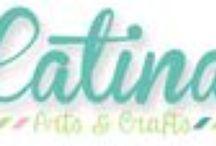 Blog Hop Navideño / Blog Hop en http://latinasartsandcrafts.blogspot.com/