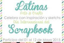 Dia Internacional del Scrapbooking / Layouts para celebrar el día Internacional del Scrapbooking