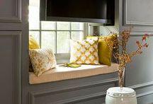 Grote ideeën voor kleine kamers / Denk jij dat je maar weinig kan met een kleine kamer? Oké, we geven toe: het is even passen en meten. Maar het is goed mogelijk om je minimale kamer te maximaliseren! En natuurlijk laten we ook zien hoe je goed kunt besparen op de inrichting. :-)