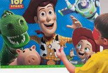 Toy story party / Fiesta tema Toy story