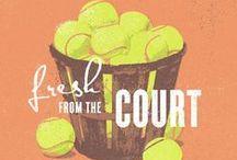 Tennis love.
