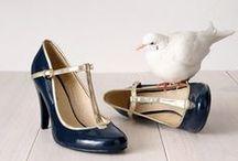 LOOK || Chaussures de princesse