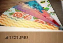 Tekstury i tła / Tekstury i tła do projektów graficznych.