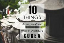 Korea / South Korea, Visiting South Korea, South Korea attractions, South Korea travel tips