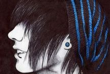 Emo / Btw I don't want to kill myself. I just like the style:3