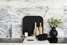 Tiles + Backsplashes / Tiles and kitchen splashbacks