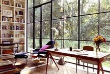Office | Home / Beautiful and thoughtful home office decors