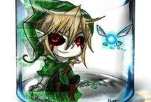 Ben Drowned/Dark Link