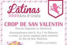 Crop de San Valentin / Trabajos Crop de LA&C