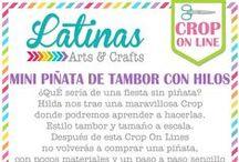 Crop Piñata / Piñatas del Dt Crop Abril
