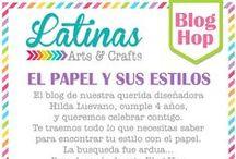 Blog Hop El Papel y sus Estilos