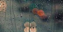 Photos -Night - Bokeh / picture art photos bokeh night rainy