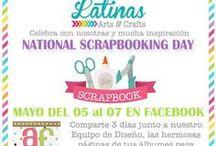 Día Internacional del Scrapbook 2017